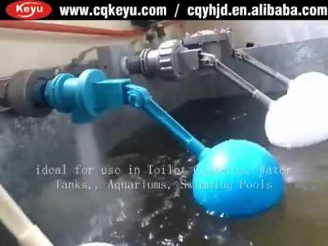 KEYU Float Valve,Water Level Control,Valve For Tank