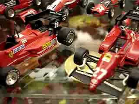 Ferrari Collection - 60 Years of F1 Cars