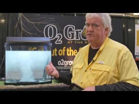 O2 Grow Increases Dissolved Oxygen Levels in Water