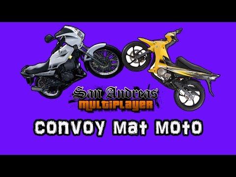 GTA SA:MP - Konvoi mat motor