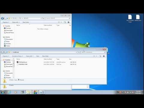 How to Unjailbreak PS3 4.21 NO SURVEY
