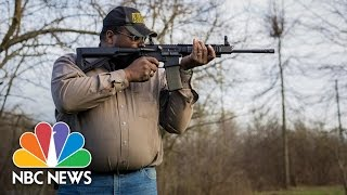 Black Gun Ownership On The Rise In The Age Of Donald Trump | NBC News