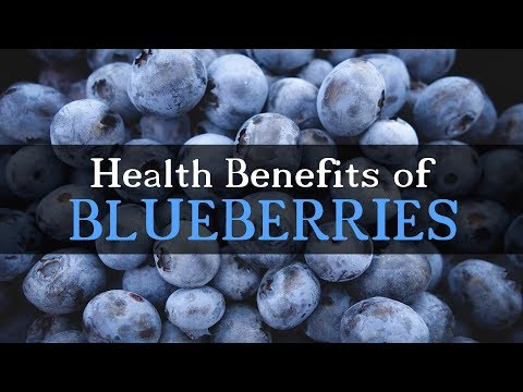 Eat Blueberries For 7 Days, THIS Will Happen To Your Body!