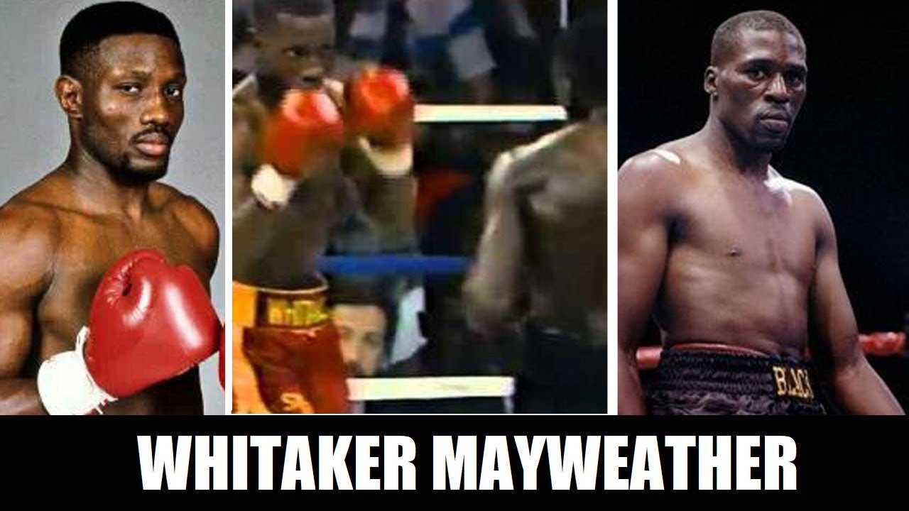 Pernell Whitaker vs Roger Mayweather - Film Study