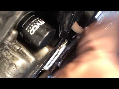 How to change the oil and filter on Commodore LS1 VT VX VY