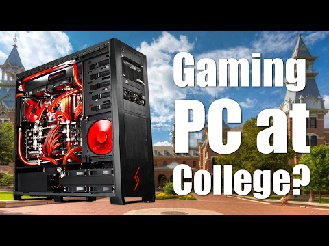 Bringing a Gaming PC to College - 5 Things to Consider