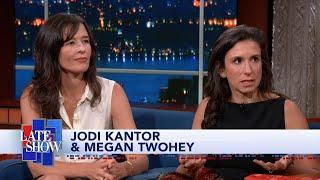 Jodi Kantor & Megan Twohey: What's Next For Me Too?