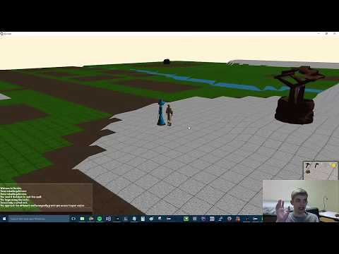 RuneScape Game Engine from Scratch + Open Letter to Jagex