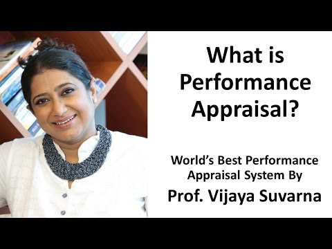 What is Performance Appraisal? World's best Performance Management System!