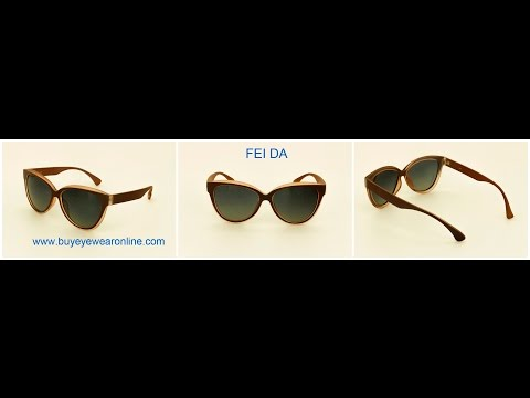 FEIDA Latest Discounted Sunglasses Designer for Cheap Discount Eyewear