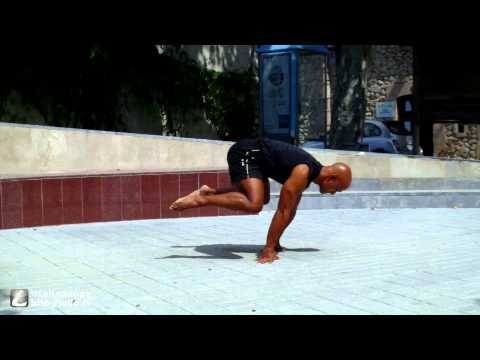 frog to tuck planche