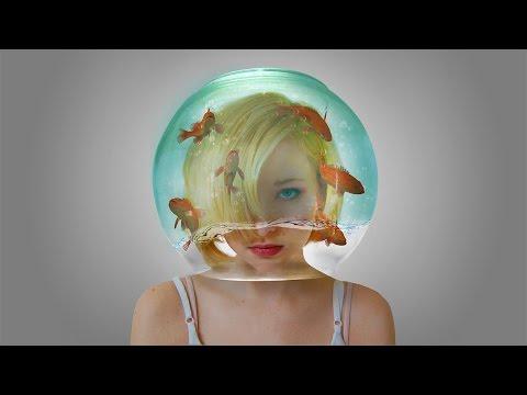 Fish Bowl | Photo Manipulation Tutorial | Photoshop Effects