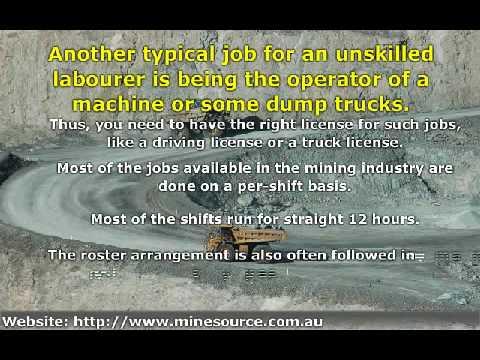 Preparing For a Successful Mining Career