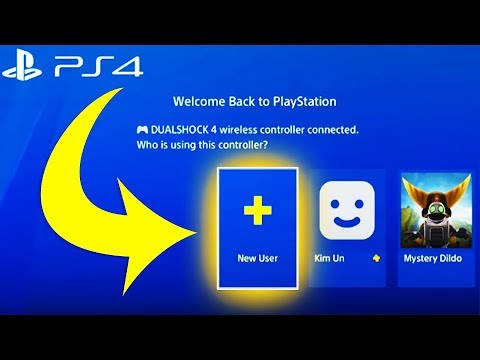 How to Make a PS4 Account (TUTORIAL) 2018