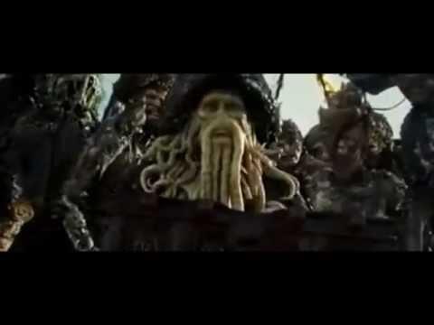 Davy Jones SCREAMING JAAACK SPAAAAAAAARROW for 1 HOUR