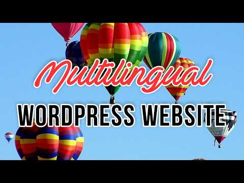Multilingual WordPress Website: Easy TO DO With the Polylang Plugin