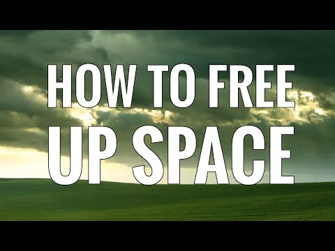 Mac Startup Disk Full - How to Free Up Space