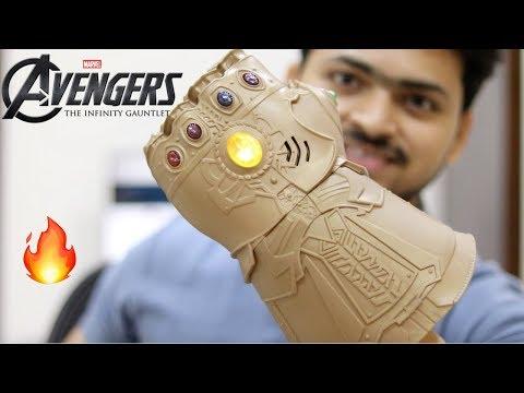 Marvel Legends Series - Infinity Gauntlet Unboxing | Tech Unboxing