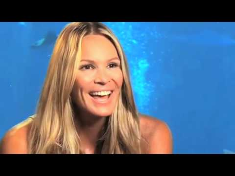 Elle Macpherson talks Britain and Ireland's Next Top Model at Atlantis, The Palm, Dubai