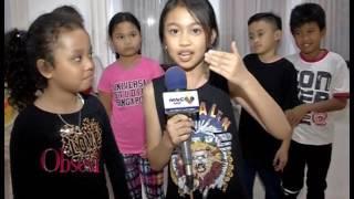 Menjadi Bintang Tamu, Artis Cilik Romaria Berkolaborasi Dengan Azahra Putri Enda Ungu - Obsesi 24/03