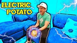 ELECTRIC ⚡️ SHOCKING POTATO TRIVIA GAME!