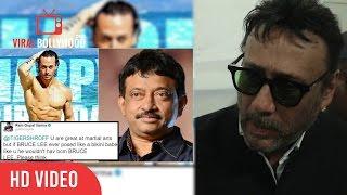 Jackie Shroff Reply To Ram Gopal Varma