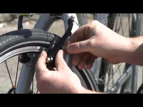 Bike Maintenance - Replace Brake Pads