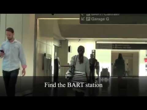 Bart Connection via San Francisco Airport