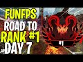 Download  Funfps - Road To Apex Predator Rank #1 Day 7 - King Of The Gibraltar ! MP3,3GP,MP4
