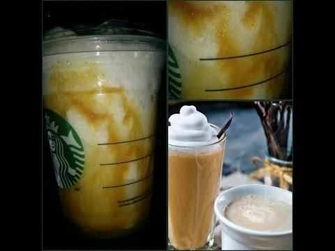 French Vanilla Frappuccino (Secret Starbucks Menu)