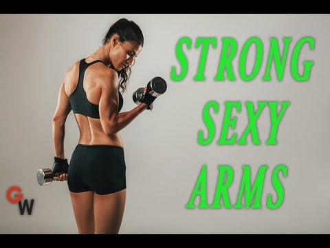 Get Rid Of Arm Fat With Just 27 Reps