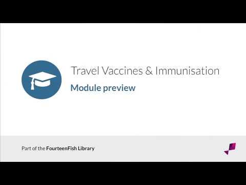 Travel vaccine - module preview