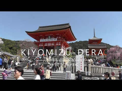 Japan, Kyoto -  Kiyomizu-dera (2018)