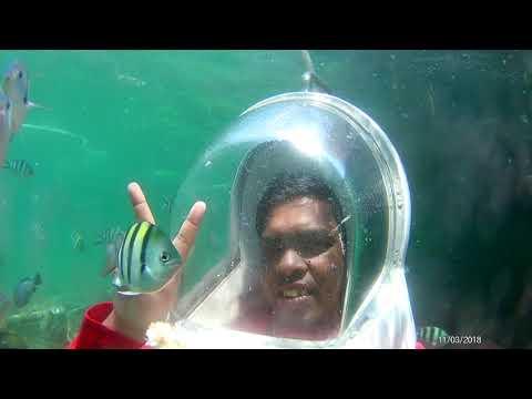 Sea Walk   Tanjung Benoa   Bali   Nusa Dua   November   2018