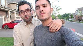 FAZAL-UD-DIN MEETS MY BEST FRIEND
