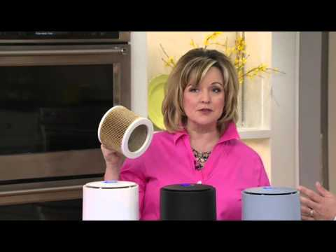 Air Innovations Max Clean Compact Air Cleaner w/ PermanentFilter on QVC