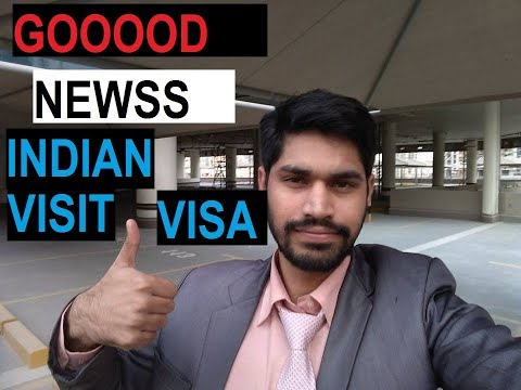 Good News For Indian Canada Visit Visa