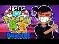 J Suis Un Pokemon Parodie Zombie Maitre Gims