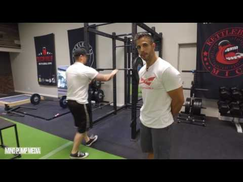 Activate Muscle Fibers for Maximum Muscle Growth (Video 2 of 4)