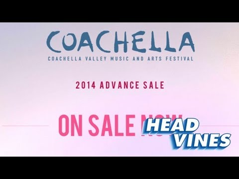 Tickets for Coachella 2014 Go on Sale.