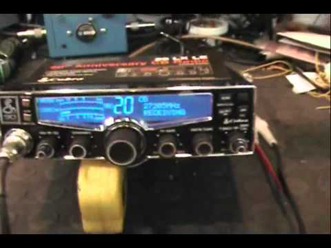 Cobra 29LXLE CB Radio Review with an RFX-75