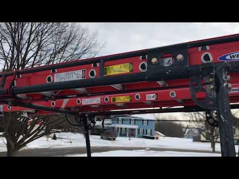Harbor Freight Haul Master Ladder Rack