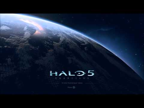 Halo 5: Guardians Beta OST Soundtrack Main Menu HD Audio