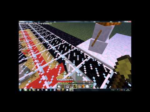 Minecraft infinite snow