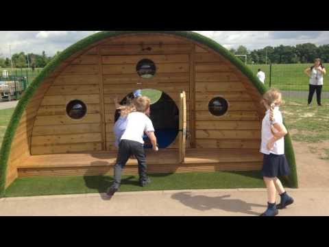Our Hobbit Playhouse at Chapelford Primary