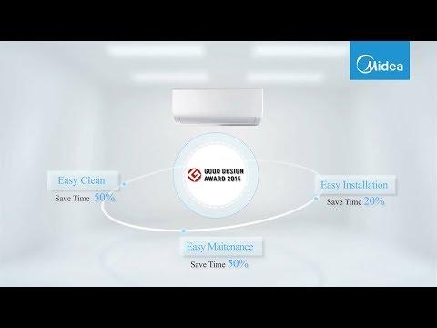 Midea Residential Air Conditioner All Easy Split