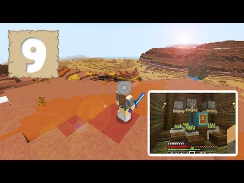 NEW LAND & THE LOSSLESS NANO SUGARCANE FARM! - Survival Let's Play Ep. 9 - Minecraft 1.2