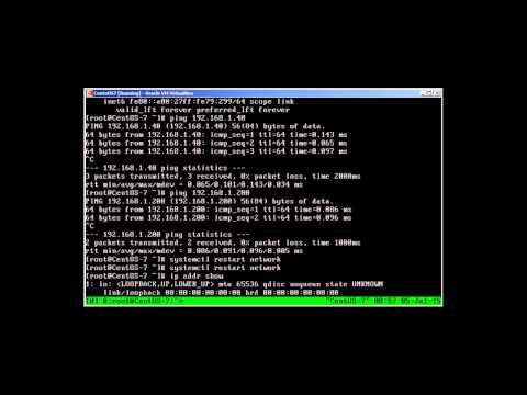 Linux Networking Basics Part-II (Static Routes )