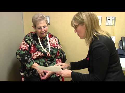 Program Helps Cancer Patients Overcome Severe Distress