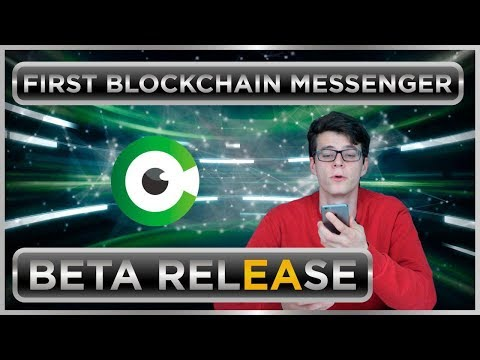 Crypviser - Launching the messenger beta-version 18+ [CrypNews]